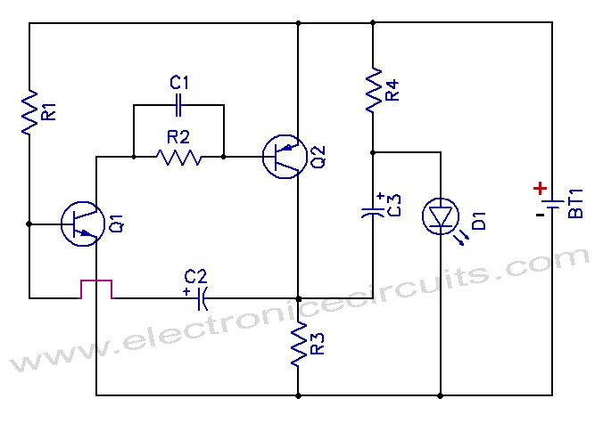 led circuit page 17 light laser led circuits nextgr car blockled schematic circuit diagram wiring diagram dataled circuit diagrams wiring diagram data simple schematic diagram led