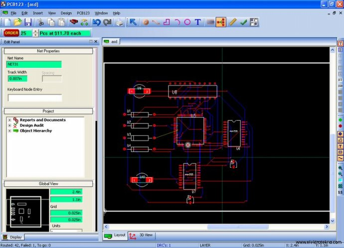 Free PCB Design Software - ALLPCB.com