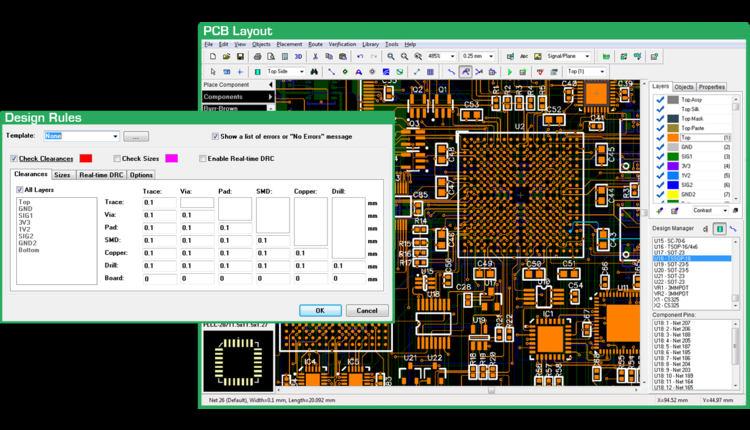 Free PCB Design Software - ALLPCB com