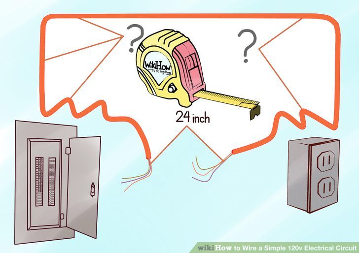Simple Outlet Wiring. Wiring. Wiring Diagrams Instructions