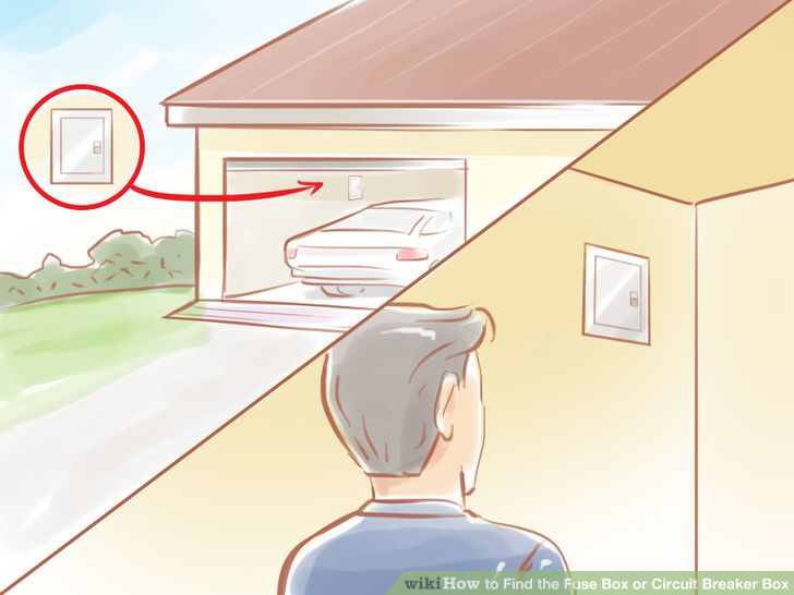 wiki how to find the fuse box or circuit breaker box allpcb comimage titled find the fuse box or circuit breaker box step 1