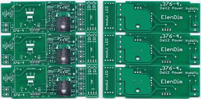 This product is made by HQPCB,panel 3 PCB, HASL lead free, 10 pcs. Very good qua...