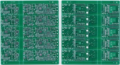 This product is made by HQPCB,Panel 5+5 PCB, HASL lead free, 10 pcs. Very good q...