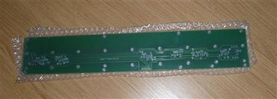 This product is made by JLC,Very good quality for a big ( 50 cm) pcb
