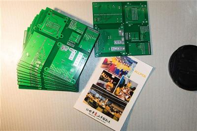 This product is made by HQPCB,I ordered for the first time, very satisfied with ...