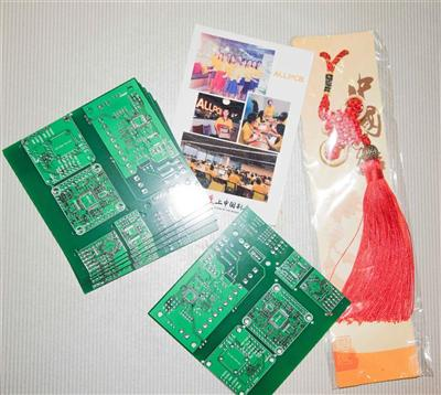 This product is made by HQPCB,Заказываю второй раз. Платы отличного качества, ка...