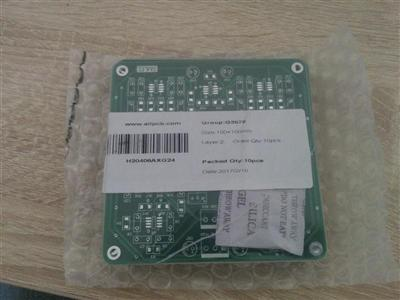 This product is made by HQPCB,Amazing quality as usual!