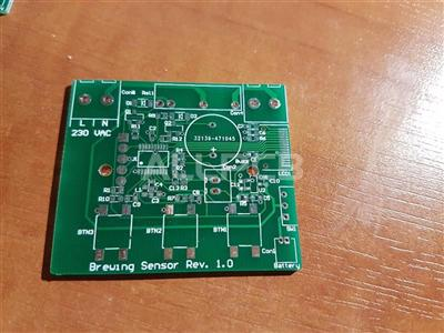 This product is made by HQPCB,Solid work, good quality board and fast delivery w...