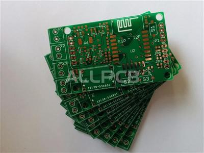 This product is made by HQPCB,Hey guys,  this is my first order at allpcb and ia...