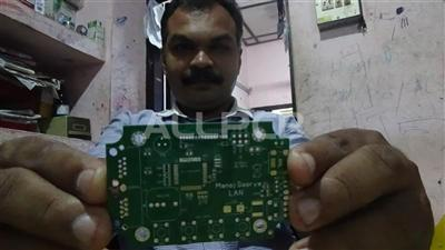 This product is made by JYPCB,Low Price, Amazing service,  Quality as good as GO...