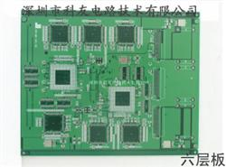 6 Layers Board