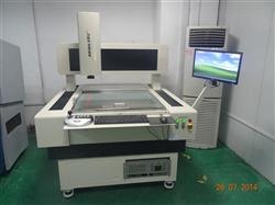 Two dimensional image measuring instrumen