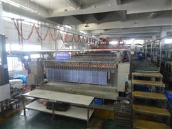 Pattem plating line