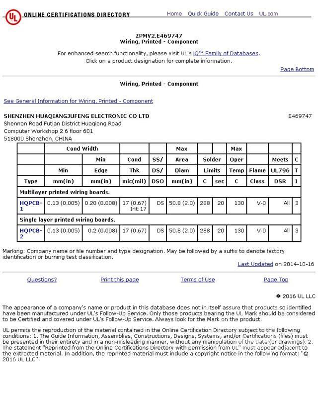HQPCB- Low Volume PCB Prototype & Multilayer PCB Expert