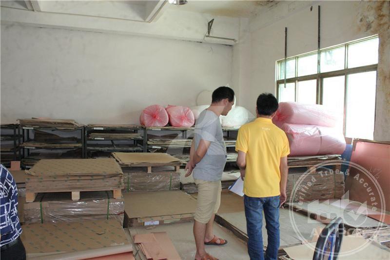 Base Material Warehouse