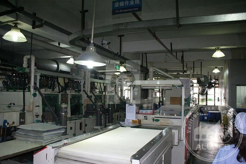 Etching Tin Stripping Line