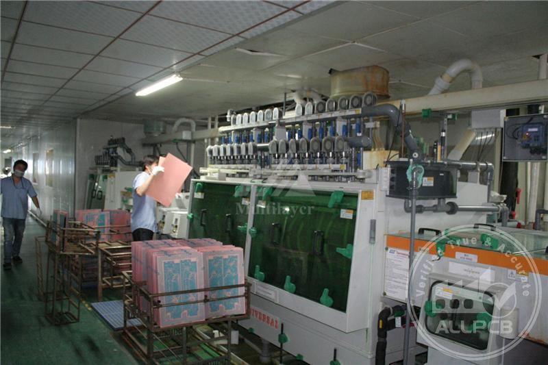 Inner Circuit Etching Machine