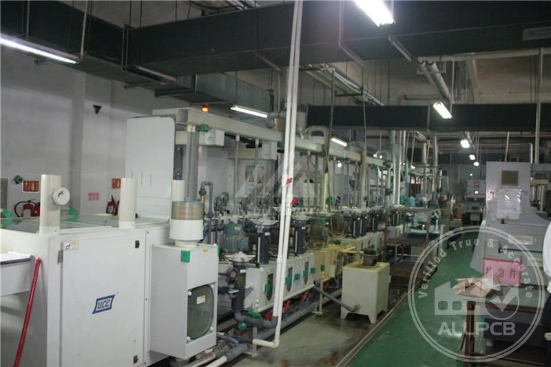 Outlayer Etching Machine