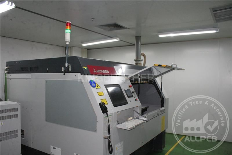 Laser Drilling Machine