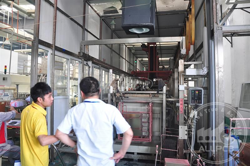 Automatic Copper Plating Line