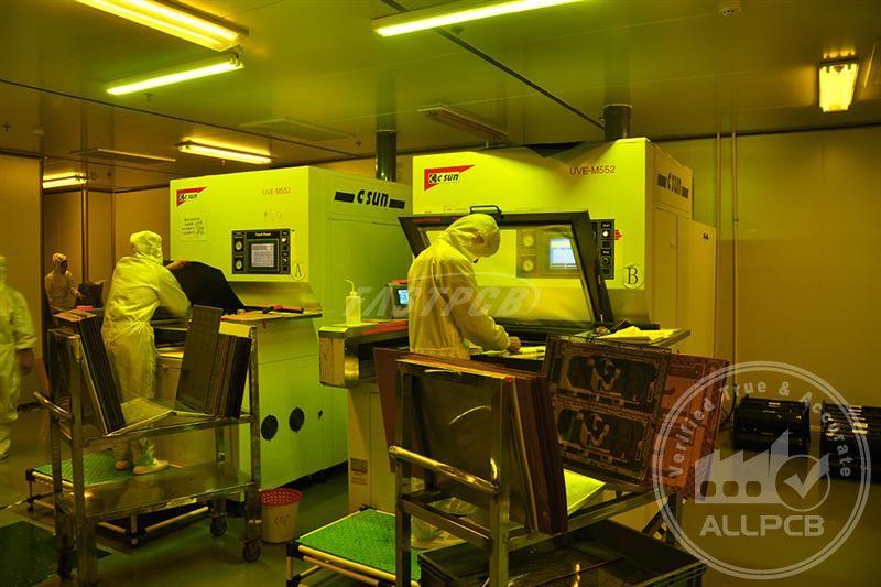 Circuit Exposure Machine