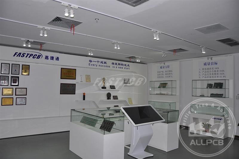 Sample Display Area