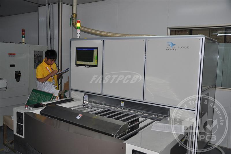 Automatic V-CUT Machine