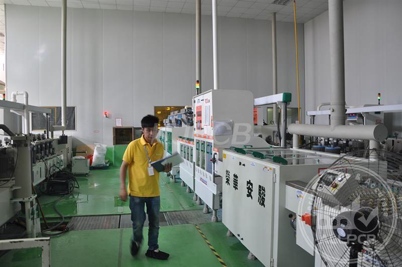 Circuit Developing Machine
