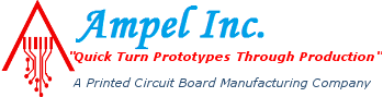 AMPEL Inc. - Printed circuit boards prototypes to production