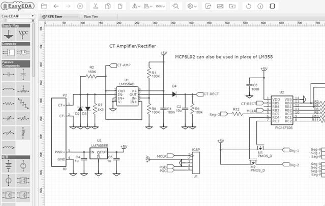 EasyEDA | Free PCB Design Software | ALLPCB.COM