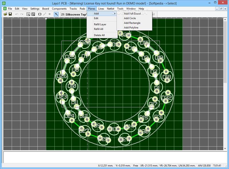 Layo1 | Free PCB Design Software | ALLPCB.COM
