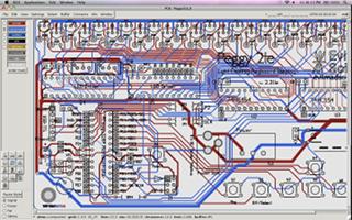 gEDA | Free PCB Design Software | ALLPCB.COM