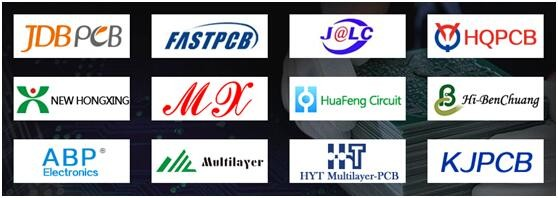 PCB Manufacturing Factories