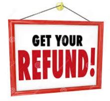 Refund in advances