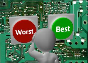 pcb comparison: best & worst
