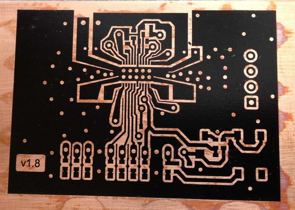 PCB Image Transfer