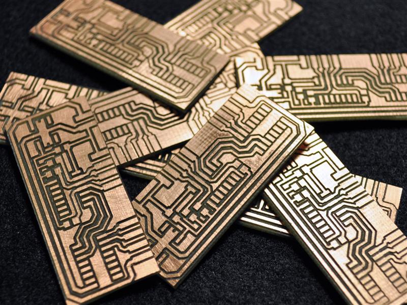 PCB Copper Cladding