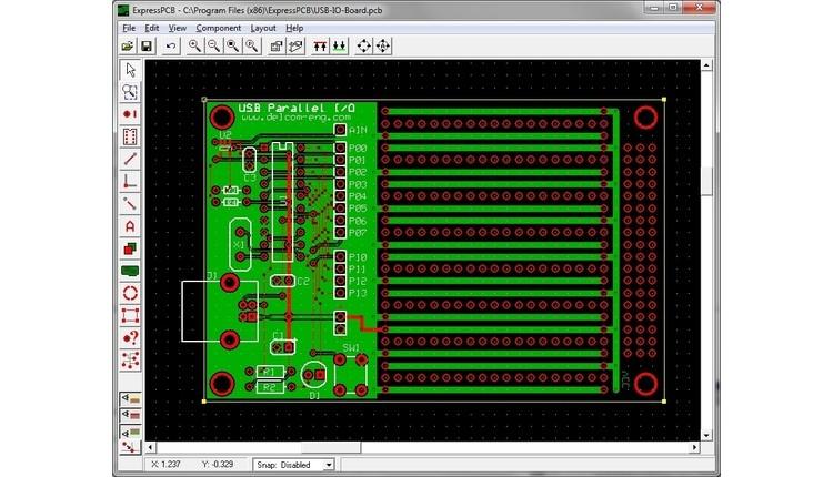 Free Pcb Design Software Allpcb