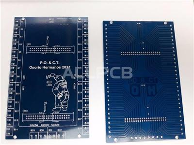 This product is made by JYPCB,Excelent quality, PCB arrive sooner than expected ...