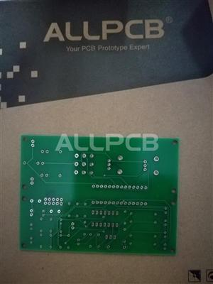 This product is made by JYPCB,Part of a Sequenced Filter Project
