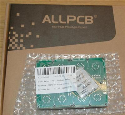 This product is made by JYPCB,Great PCB quality for an unbelievable low price! F...