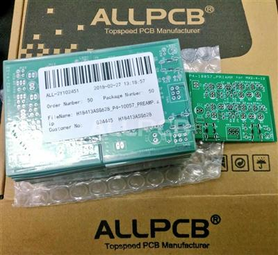 This product is made by JYPCB,It''s very fast derivery and quality so good!