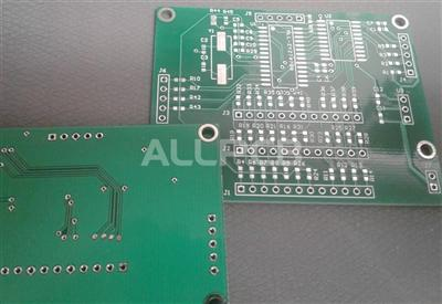 This product is made by JYPCB,Small MCU Board project, 2 sided PCB. ALLPCB fast ...