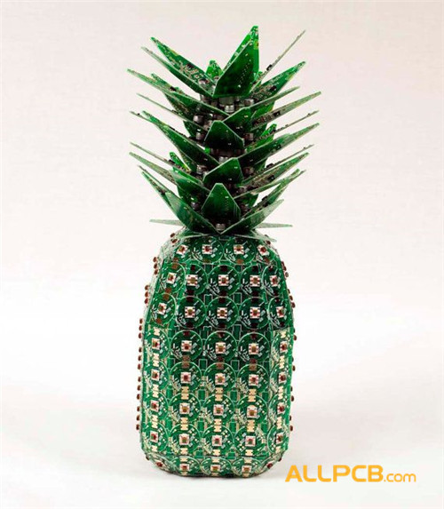 Circuit Board Pineapple