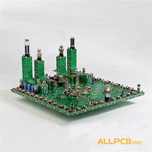 Circuit Board Building