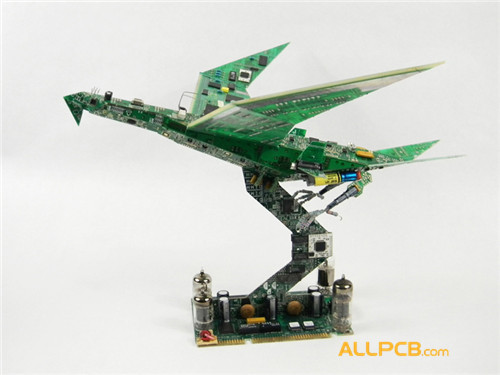 Circuit Board Bird