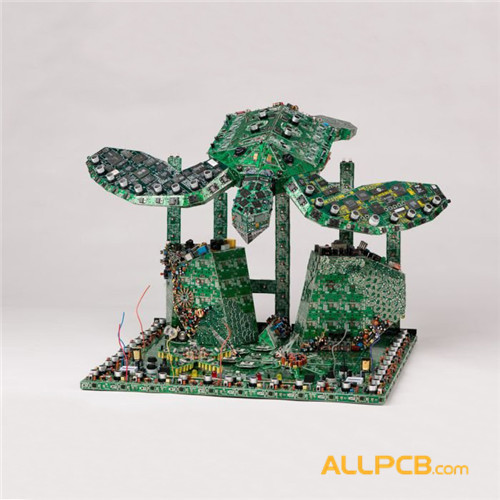 Circuit Board Turtle