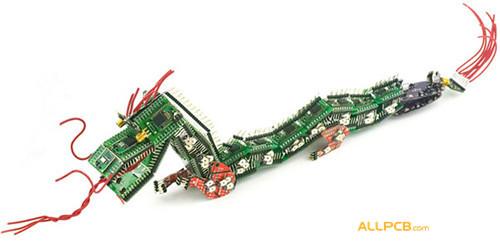 Circuit Board Dargon