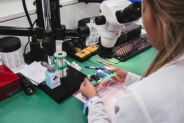 PCB testing equipment