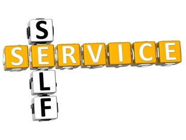 Full self-service